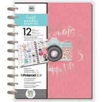 Εικόνα του Happy Memory Keeping Undated 12-Month Big Planner - Painted Memories