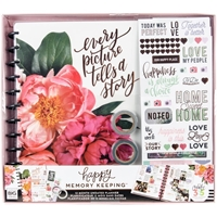 Εικόνα του Happy Memory Keeping Undated 12-Month Big Planner Box Kit - Every Picture Tells A Story