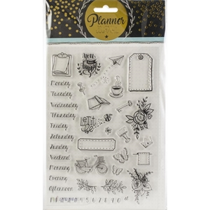 Picture of Studio Light Planner Journal A5 Stamp - Set 5