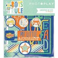 Εικόνα του Boys Rule Ephemera Cardstock Die-Cuts