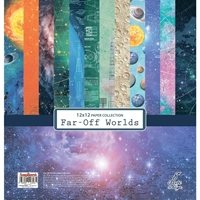 Εικόνα του Far-Off Worlds Paper Pack 12''x12''