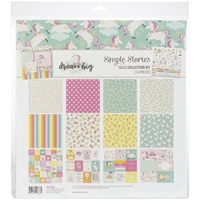"Εικόνα του Simple Stories Collection Kit 12""X12"" - Dream Big"