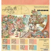 Εικόνα του Μπλοκ Χαρτιων Graphic 45 20X20 - Imagine