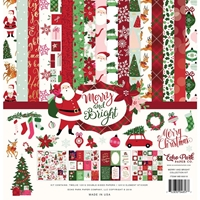 "Εικόνα του Echo Park Collection Kit 12""X12"" - Merry & Bright"