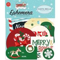 Εικόνα του Santa's Workshop Ephemera Cardstock Die-Cuts - Icons