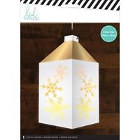 Εικόνα του Heidi Swapp Holiday Paper Lantern - Snowflake