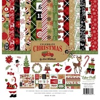 "Εικόνα του Echo Park Collection Kit 12""X12"" - Celebrate Christmas"