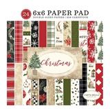 """Εικόνα του Carta Bella Double-Sided Paper Pad 6""""X6"""" - Christmas"""