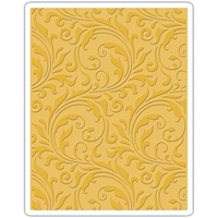 Εικόνα του Sizzix Texture Fades Embossing Folder By Tim Holtz - Flourish
