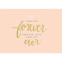 Εικόνα του Kaisercraft Kaiser Style Ευχετήριες Κάρτες - Forever Ever