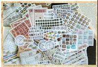 Εικόνα του Mo Card Ephemera Kit - Set 1
