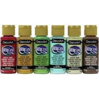 Εικόνα του Σετ Ακρυλικά Χρώματα Americana Value Pack 6 Χρώματα - Home Decor