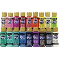 Εικόνα του Σετ Ακρυλικά Χρώματα Americana Value Pack 18 Χρώματα - Popular Picks