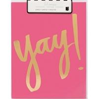 Εικόνα του Heidi Swapp Ευχετήριες Κάρτες A2 - Yay!