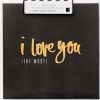Εικόνα του Heidi Swapp Ευχετήριες Κάρτες - I Love You