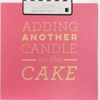 Εικόνα του Heidi Swapp Ευχετήριες Κάρτες - Adding Another Candle On The Cake