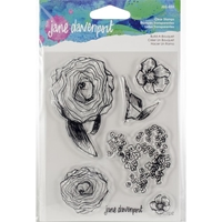 Εικόνα του Jane Davenport Artomology Clear Stamps - Build A Bouquet