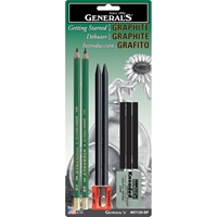 Εικόνα του General's Graphite Drawing Essentials Tool Kit