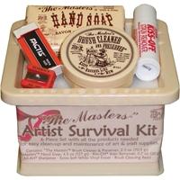 Εικόνα του The Master's Brush Cleaner Kit - Κιτ Περιποίησης και Καθαρισμού Πινέλων