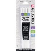 Εικόνα του Gelly Roll Classic Bold Point Pens - White