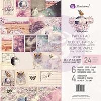 """Εικόνα του Prima Marketing Double-Sided Paper Pad 12""""X12"""" - Moon Child"""