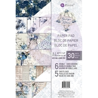 Εικόνα του Prima Marketing Double-Sided Paper Pad A4 - Georgia Blues