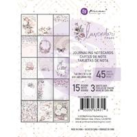 """Εικόνα του Lavender Frost Journaling Cards 3""""X4"""""""