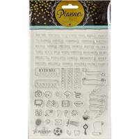 Εικόνα του Studio Light Planner Journal A5 Stamp - Set 4