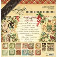 """Εικόνα του Graphic 45 Deluxe Collector's Edition Pack 12""""X12"""" - 12 Days of Christmas"""
