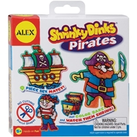 Εικόνα του Shrinky Dinks Kit - Pirates