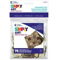 Εικόνα του Simply Art Wood Letter Tiles - Ξύλινα γράμματα