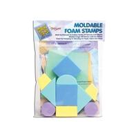 Εικόνα του Magic Stamp Geometric -  Αφρός για Σφραγίδες