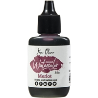 Εικόνα του Ken Oliver Liquid Watercolor - Merlot