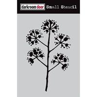 Εικόνα του Darkroom Door Stencil - Blossom
