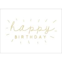 Εικόνα του Kaisercraft Kaiser Style Ευχετήριες Κάρτες - Happy Birthday