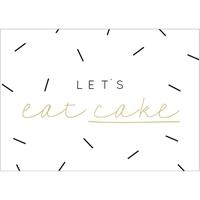 Εικόνα του Kaisercraft Kaiser Style Ευχετήριες Κάρτες - Eat Cake