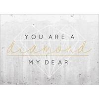 Εικόνα του Kaisercraft Kaiser Style Ευχετήριες Κάρτες - Diamond