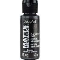 Εικόνα του Americana Acrylic Matte Metallics - Charcoal