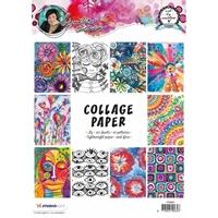 Εικόνα του Art By Marlene Collage Paper A4 - Set 1