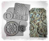 Εικόνα του Tando Creative Chipboard - Andy Skinner Industrial Shabby Tag