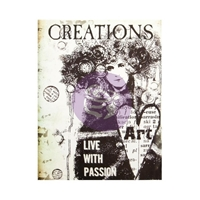 "Εικόνα του Prima Art Daily Planner Insert 6""X7.7"" - Creation"