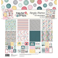 "Εικόνα του Simple Stories Collection Kit 12""X12"" - Freezin Season"
