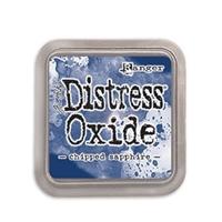 Εικόνα του Μελάνι Distress Oxide Ink - Chipped Sapphire