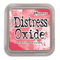 Εικόνα του Μελάνι Distress Oxide Ink - Festive Berries