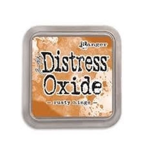 Picture of Μελάνι Distress Oxide Ink - Rusty Hinge