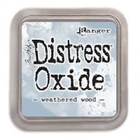 Εικόνα του Μελάνι Distress Oxide Ink - Weathered Wood