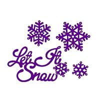 Εικόνα του Μήτρα Κοπής Sweet Dixie Dies - Let It Snow