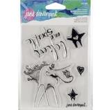 Εικόνα του Jane Davenport Artomology Clear Stamps - Unicorn Sparkle