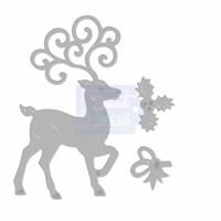 Εικόνα του Μήτρα Κοπής Sweet Dixie Dies - Reindeer