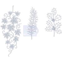 Εικόνα του Μήτρα Κοπής Sweet Dixie Dies - Christmas Foliage